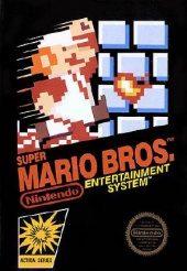 Box shot of Super Mario Bros. [North America]