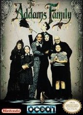 Box shot of The Addams Family [North America]