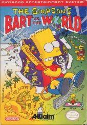 Box shot of The Simpsons: Bart vs. the World [North America]