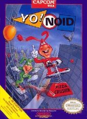 Box shot of Yo! Noid [North America]