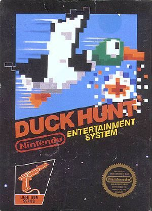 Duck Hunt - NES - NTSC-U (North America)