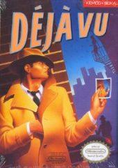 Box shot of Deja Vu [North America]