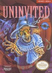 Box shot of Uninvited [North America]
