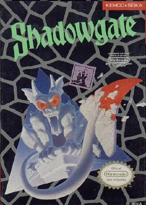 Shadowgate - NES - NTSC-U (North America)