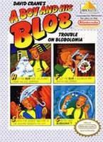A Boy and His Blob: Trouble on Blobolonia - NES - NTSC-U (North America)
