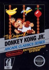 Box shot of Donkey Kong Jr. [North America]