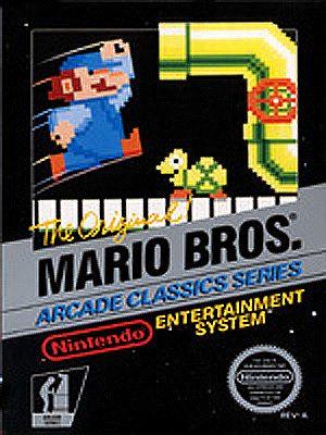 Mario Bros. - NES - NTSC-U (North America)