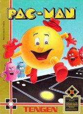 Box shot of Pac-Man [North America]