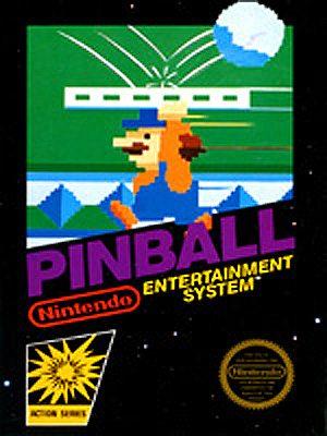 Pinball - NES - NTSC-U (North America)