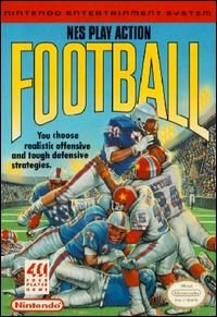 Play Action Football - NES - NTSC-U (North America)
