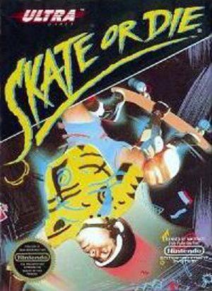 Skate or Die - NES - NTSC-U (North America)