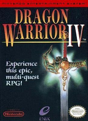 Dragon Warrior IV - NES - NTSC-U (North America)