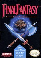 Box shot of Final Fantasy [North America]