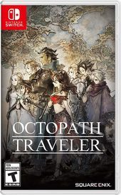 Box shot of Octopath Traveler [North America]