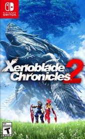 Box shot of Xenoblade Chronicles 2 [North America]