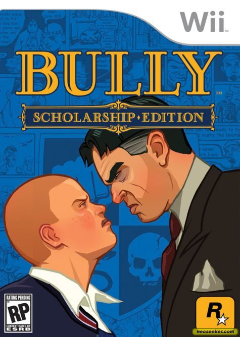 Bully Scholarship Edition {Wii-NTSC}