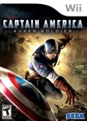Captain America: Super Soldier (North America Boxshot)