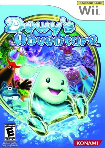 Dewy's Adventure - Wii - NTSC-U (North America)