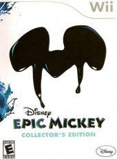 Disney Epic Mickey (North America Boxshot)