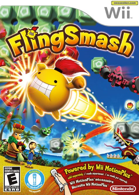 FlingSmash - Wii - NTSC-U (North America)
