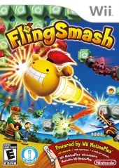 Box shot of FlingSmash [North America]