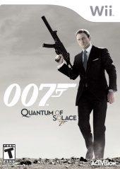 Box shot of James Bond: Quantum of Solace [North America]