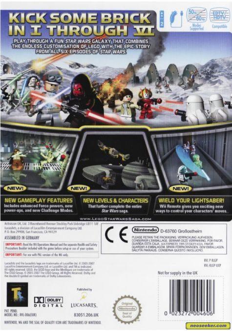 lego star wars the complete saga torrent