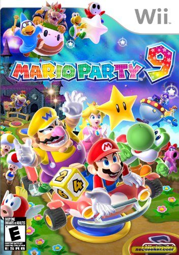 Mario Party 9 - Wii - NTSC-U (North America)
