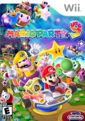 Box shot of Mario Party 9 [North America]