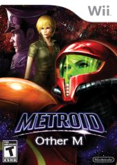Metroid: Other M (North America Boxshot)
