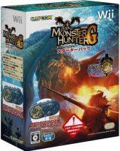 Box shot of Monster Hunter G (Import) [Japan]