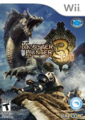 Box shot of Monster Hunter Tri [North America]