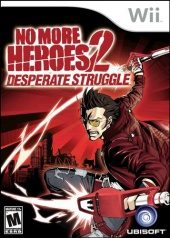 Box shot of No More Heroes 2:  Desperate Struggle [North America]