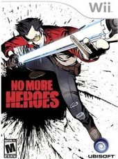 Box shot of No More Heroes [North America]
