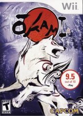 Box shot of Okami [North America]