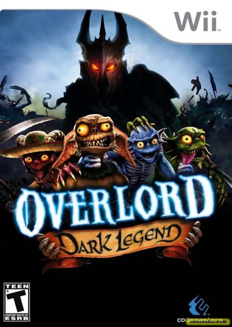 Overlord Dark Legend - Wii - NTSC-U (North America)