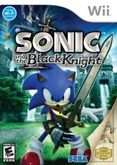 Box shot of Sonic and the Black Knight [North America]