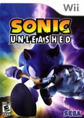 Box shot of Sonic Unleashed [North America]