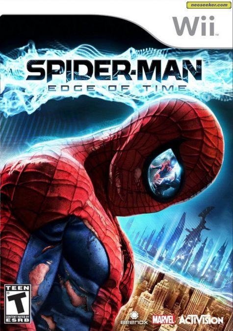 Spider-Man: Edge of Time - Wii - NTSC-U (North America)