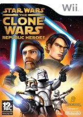 Box shot of Star Wars the Clone Wars: Republic Heroes [Europe]