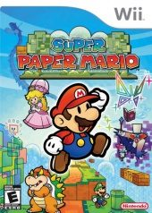 Box shot of Super Paper Mario [North America]