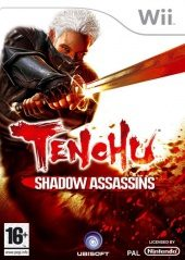Tenchu: Shadow Assassins PAL (Europe) front boxshot