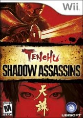 Tenchu: Shadow Assassins NTSC-U (North America) front boxshot