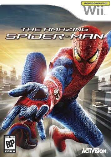 The Amazing Spider-Man - Wii - NTSC-U (North America)