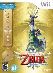 Box shot of The Legend of Zelda: Skyward Sword [North America]