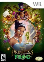 Box shot of The Princess and the Frog [North America]