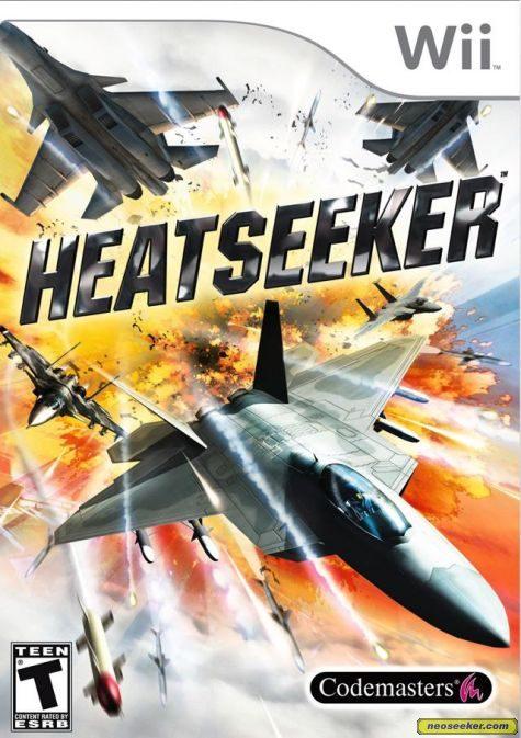 Heatseeker - Wii - NTSC-U (North America)