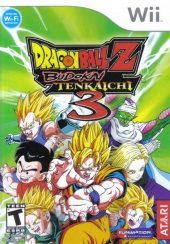 Box shot of Dragon Ball Z: Budokai Tenkaichi 3 [North America]