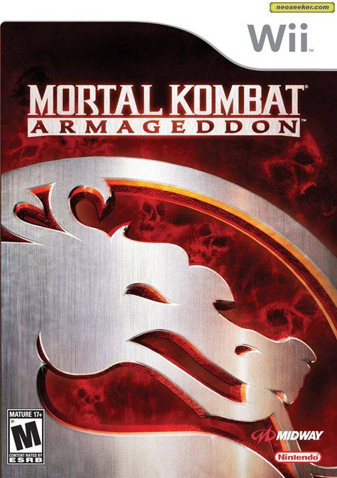 Mortal Kombat: Armageddon - Wii - NTSC-U (North America)