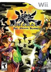 Box shot of Muramasa: The Demon Blade [North America]